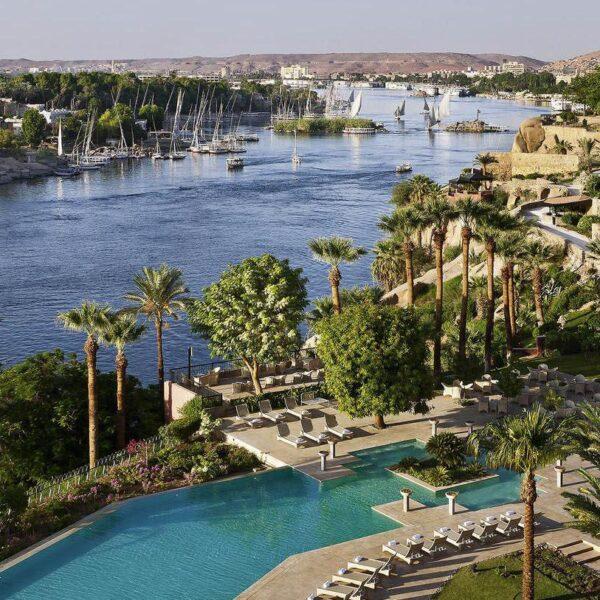 Cataract Aswan Hotel