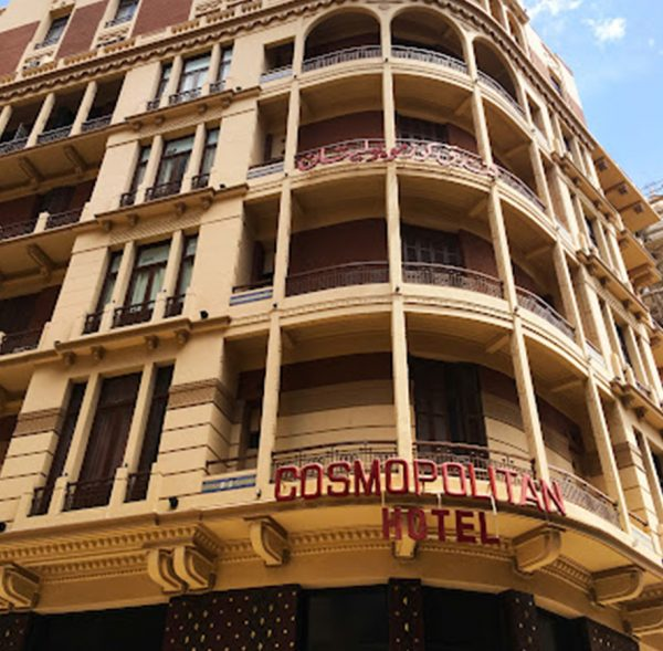 Cosmopolitan Hotel sq