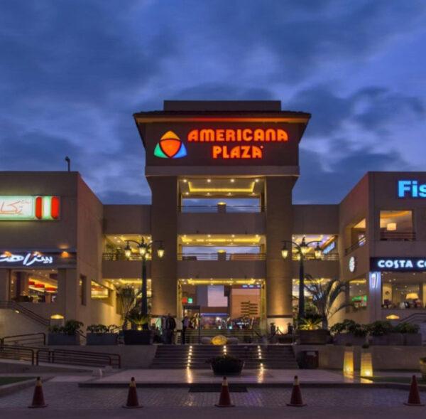 Americana Plaza sq